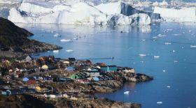 Гренландия мұздығы ерісе не болады?