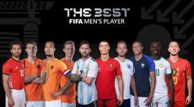 Роналду, Месси және Салах ФИФА-ның