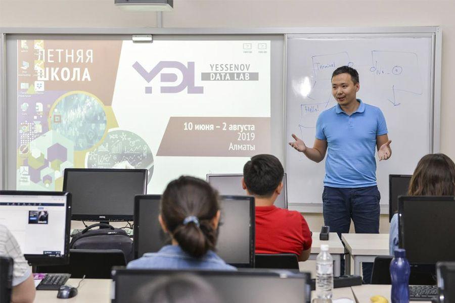 Yessenov Data Lab 19 маман дайындап шығарды