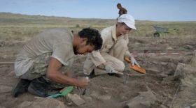 Археологтар Қалмаққырылғанды зерттеп жатыр