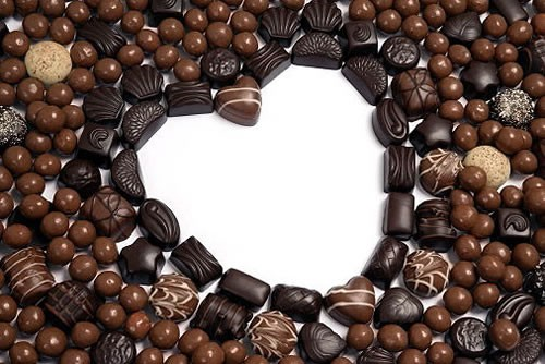 Бәрі де шоколадтан...