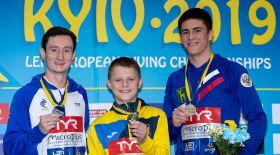 13 жасар спортшы Еуропаның ең жас чемпионы атанды