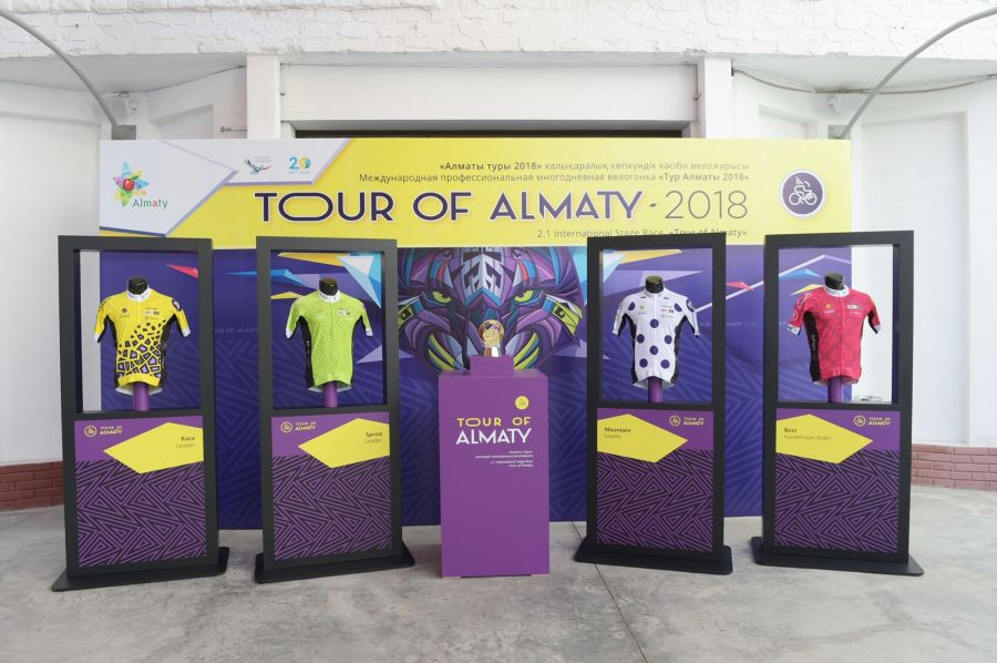 Tour of Almaty-2019. بيىل قاتىسۋشىلار قانداي جەيدەلەرگە تالاسادى؟