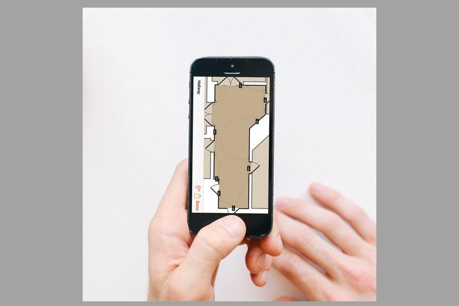iPhone көмегімен бөлме сызбасын қалай жасауға болады?