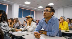 Алматының 200 жоғары сынып оқушысы
