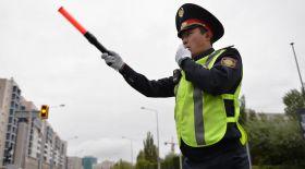 Жол-патруль полициясына жезл қайтарылды