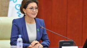 Дариға Назарбаева Сенат төрағасы болып қайта сайланды