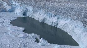 NASA:  Гренландия мұздығының жартығасырлық фотосуреттері
