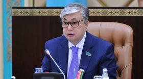 ҚР Президенті Қасым-Жомарт Тоқаев