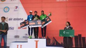 Astana Marathon – 2019: отандасымыз  Гүлжанат Жанатбек екінші орын алды