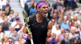 US Open. Рафаэль Надаль төртінші рет топ жарды