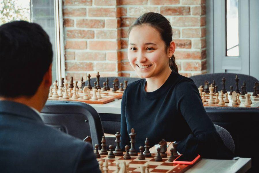 Бала дамуына шахмат ойынының әсері