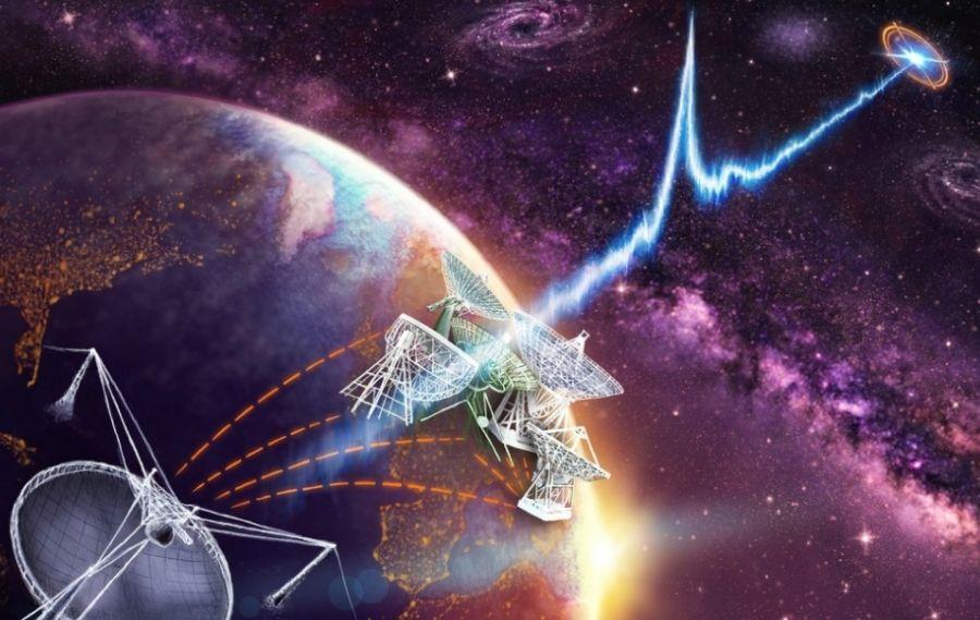 Қытай астрономдары ғарыштан келген жұмбақ сигналдарды анықтады