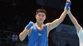 Бокстан әлем чемпионаты: Бекзат Нұрдәулетов жарысты сәтті бастады