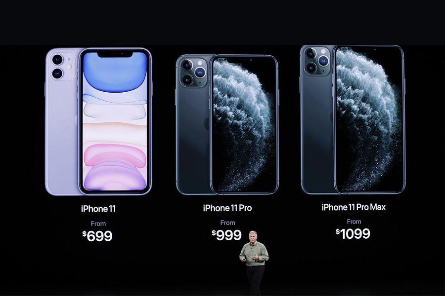 جاڭا iPhone 11 سمارتفوندارى تانىستىرىلدى