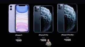 Жаңа iPhone 11 смартфондары таныстырылды