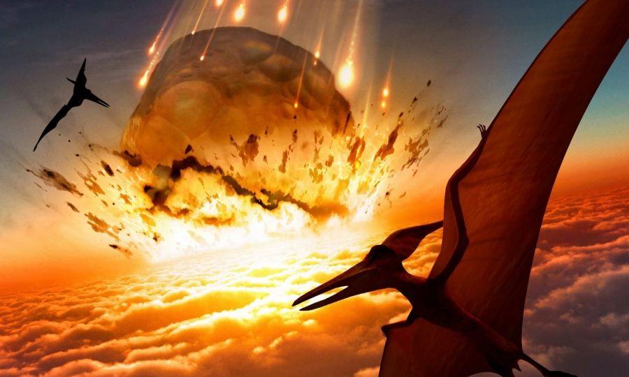 Динозаврларды жойған астероидтың күштілігі қандай болған?