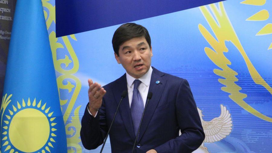 Бауыржан Байбек Алматының Құрметті азаматы атанды