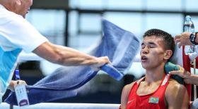 Абылайхан Жүсіпов әлем чемпионатын жеңіспен бастады