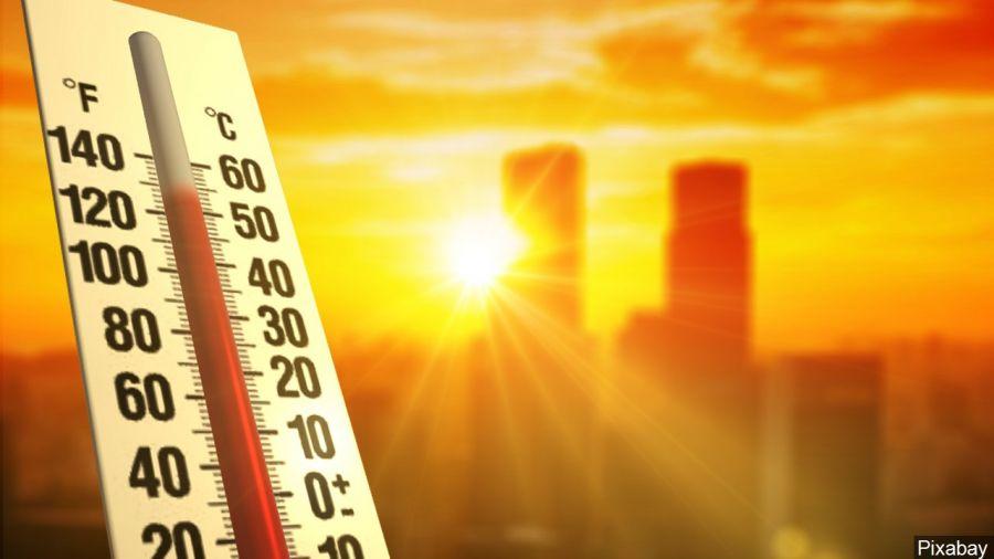 Ғасыр соңында Жердегі ауа температурасы 14 градусқа көтеріледі