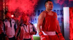 Қамшыбек Қоңқабаев әлем чемпионатының финалында жеңілді