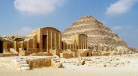 Мысырдың ең алғашқы пирамидасында о дүниеге апаратын жол табылған