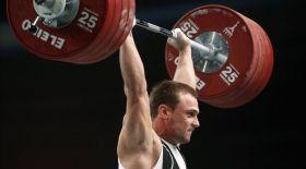 Илья Ильин әлем чемпионатында жүлдесіз қалды