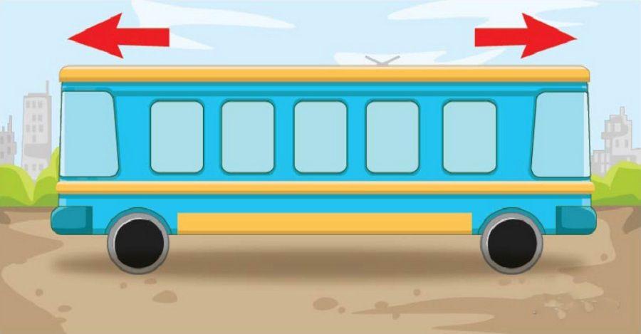 Автобус қайда бара жатыр? (басқатырғыш)