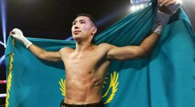 Жәнібек Әлімханұлы WBO рейтингінде екі саты жоғарылады