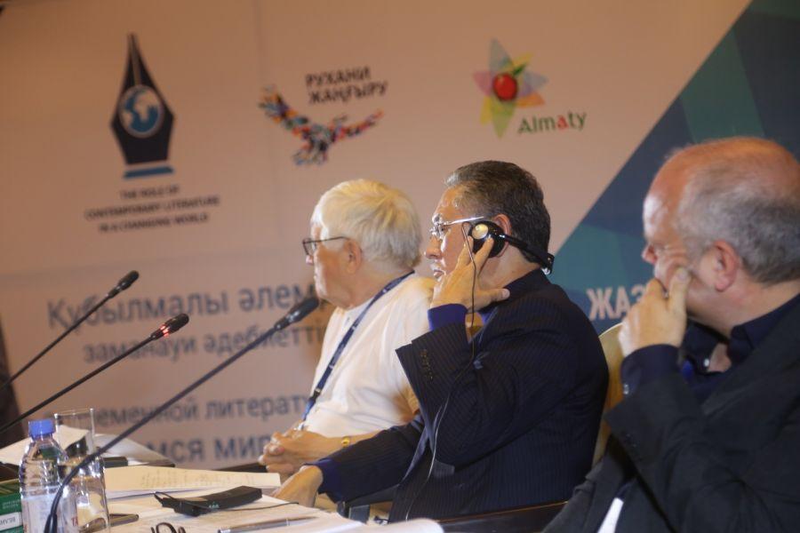 1-күн: ІІ Халықаралық жазушылар форумы басталды
