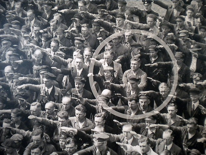 Гитлерге бағынбаған махаббат