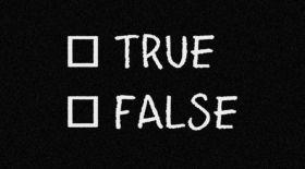 True or False – жастарға арналған жаңа жоба