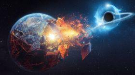NASA қара құрдымның видеосын жариялады