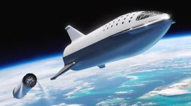 Илон Маск бортына 100 адам сыятын Starship ғарыш кемесін көрсетті