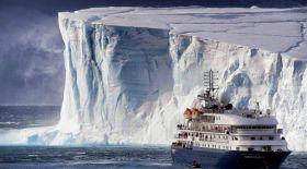 Антарктидадан соңғы 50 жыл ішінде ең үлкен айсберг бөлініп шықты