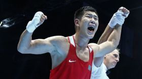 Бердібек Сапарбаев әлем чемпионаты нәтижелері үшін спорт министрлігін сынға алды