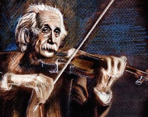 Скрипкашы Эйнштейн жайлы естіп пе едіңіз?