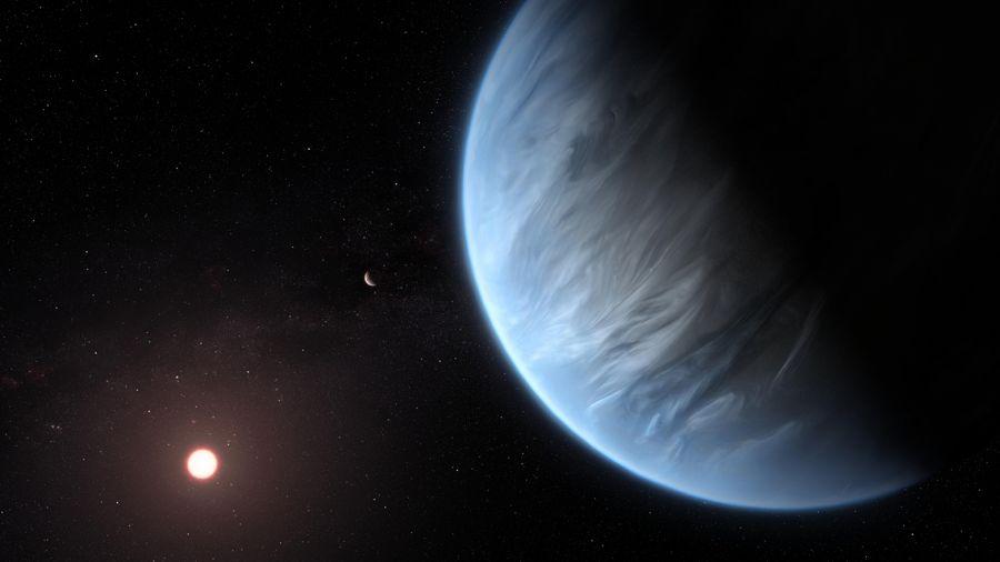Күнге жақын жерден алып экзопланета табылды