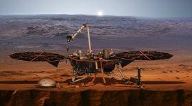 NASA  ғалымдары Марстан таңғажайып сигналдар тіркеген