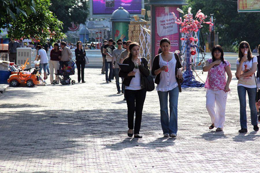 2030 жылы Алматы халқының саны 5 миллионға жетеді
