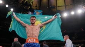 Қазақстандық боксшы Әли Ахмедов 44-ші секундта америкалық қарсыласын нокаутқа түсірді