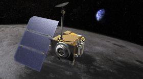 NASA Айдың 3D-картасын жасап шығарды