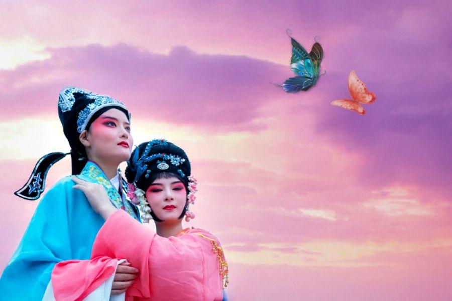 Қосылмаған қос ғашық – Лян Шаньбо мен Чжу Интай