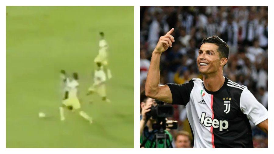 Спортинг Роналдудың алғашқы голын жариялады (видео)