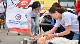 Алматы жартылай марафоны қарсаңында дәрігерлер кеңес береді