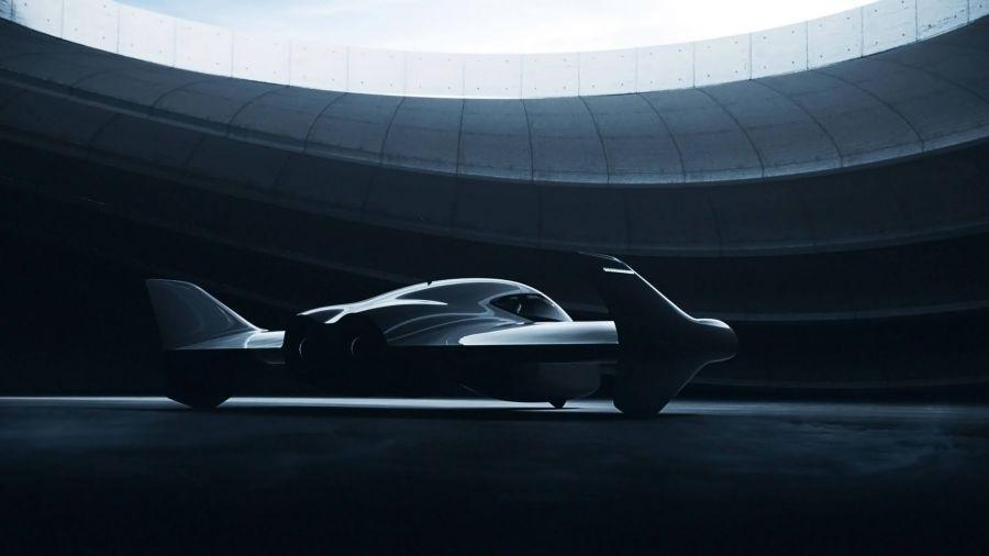 Porsche мен Boeing ұшатын электромобиль шығарады