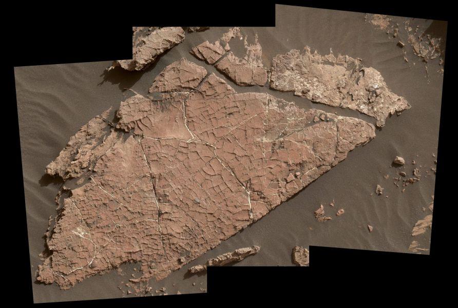 Марстан тағы бір көлдің қалдығы табылды