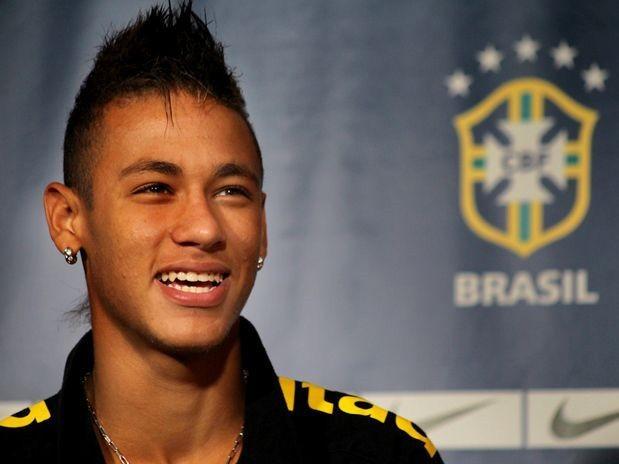 Неймар - Бразилияның жыл футболшысы!