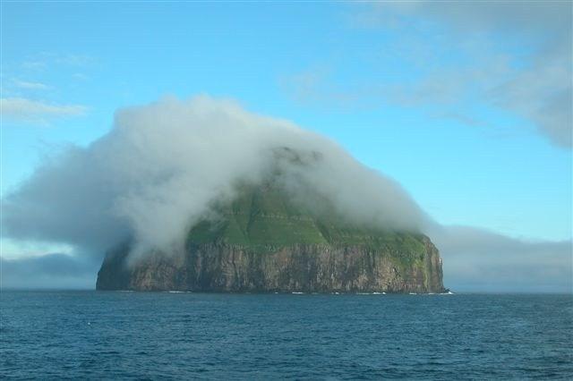 Тынық мұхитындағы жұмбақ арал ғайып болды
