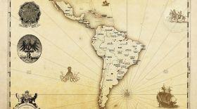 Неге Оңтүстік Америка құрлығы